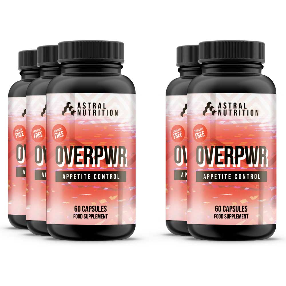 Overpwr 5-Pack